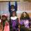 Sinterklaas bezoekt IFC en pakt groots uit